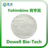 Factory supply male inhancement powder Yohimbine 98% HPLC
