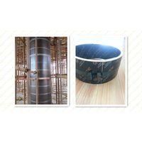 Supply Diameter 250mm-1600mm Semi-circle Poplar Film Faced Plywood