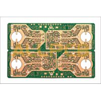high quality custom quick turn fast 4 layer pcb board making price