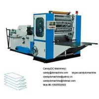 Hand Towel Making Machinery (DC-KTM1-230/2-5) thumbnail image