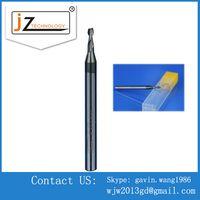 CNC 2 flutess square Carbide end mills