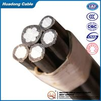 0.6/1KV Aerial Bundle Cable/ABC Cable 50mm2