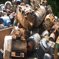 AVAILABLE USED ELECTRIC MOTORS SCRAP thumbnail image
