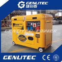 Genlitec Power small diesel generator 5KVA