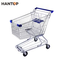 All kinds of supermarket shopping trolleys factory direct sale HAN-A125 4122