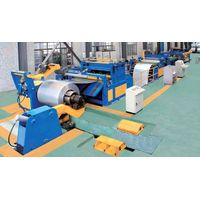 T 440 series 2-8mm * 1400mm metal uncoiling and straighten producing line,straigten machine thumbnail image
