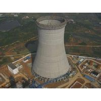 natural draft cooling tower,china manufacture,FOB shenzhen port