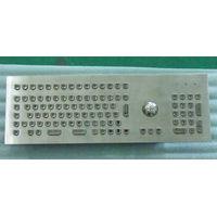Humanize designed Keyboard with Trackball(KMY299J1)