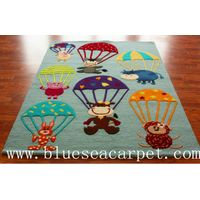 handtuffted kids acrylic rugs,carpet