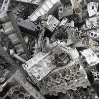 Aluminum engine blocks scraps