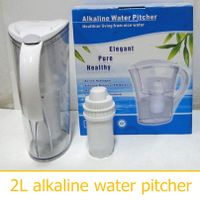 High Quality Alkaline active carbon water jar 3.5L filtration purifying water pitcher jar thumbnail image