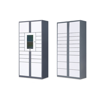 Automated parcel locker system from China//Cheap price delivery locker
