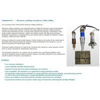 LTP-02S 15khz/20khz Ultrasonic welding transducer thumbnail image