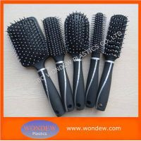 Professional plastic hair brush factory
