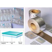 Pharmaceutical Packing Aluminum Foil (PTP)