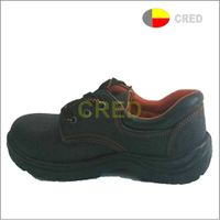 T055 leather  industrial safety shoes thumbnail image