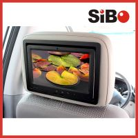 Q9 9 Inch Bus Back Seat Android Touch Screen Monitor with Wifi 3G RJ45 thumbnail image