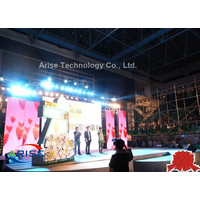 Slim Panel Oudoor P5.95 SMD 3535 LED Rental Screen/6mm Outdoor Rental LED Display