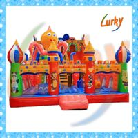 Hot-selling jumping castles inflatable party rentals thumbnail image