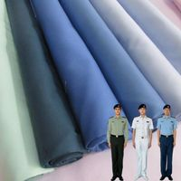 65% Polyester 35% Cotton Woven Security/Army/Military Uniform Fabric thumbnail image