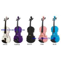 Many Colors Student Violin