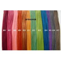 18'' Highlight 100% Human Hair Extensions Multi-Color (20 strands) thumbnail image