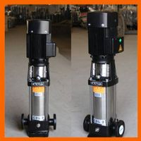 submersible multistage centrifugal pump