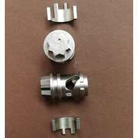 Metal injection molding MIM cam lock cylinder, lock body accessories thumbnail image