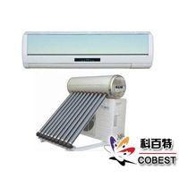 solar energy air-conditioning
