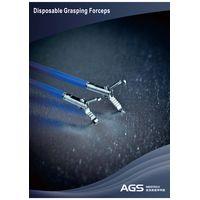 Disposable Grasping Forcep thumbnail image