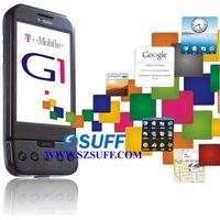 Google T-Mobile HTC Dream G1 Quadband PDA GSM Mobile Phone