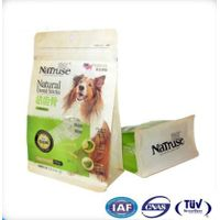 Pet Food Bag with Zipper