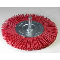 6mm Shank Brushes Abrasive Nylon - DIY