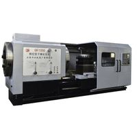 QK1350 CNC pipe threading lathe machine