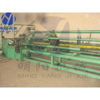 4M Automatic Chain Link Fence Machine/Diamond mesh making machine