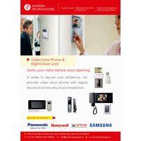 Branded Multiple Bell Video Door Phone