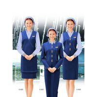Airline Atewardess Uniform Atewardess Suit