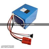 Amorge lithium battery pack 72v 40Ah for ebike thumbnail image