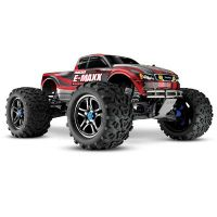 New Traxxas TRA3908L E-Maxx Brushless RTR Monster Truck w/TQi 2.4GHz