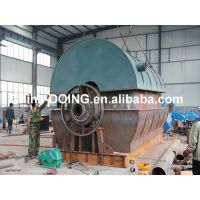 China supplier of waste tire pyrolysis plant thumbnail image