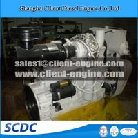 Genuine Cummins 6CTA8.3 Diesel Engine For Marine