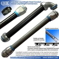 METAL liquidtight conduit and fittings,LIQUID TIGHT CONDUIT