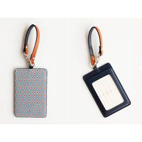 LT94 PU Leather Luggage tags