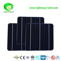 156x156mm  A grade/B grade 6x6 inch /mono cheap price/ high quality/photovoltaic solar cell price/bu
