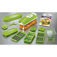 Multi-functional vegetable slicer and chopper dicer