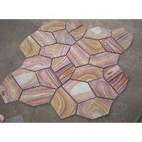 sandstone/ flagstone/slate paving