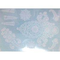 lace tattoo sticker