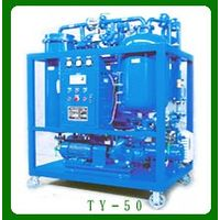 TY Series oil purifier special for turbine oil
