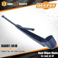 Qeepei hot selling car accessory rear wiper arm & blade for Audi