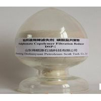 Sulfonate Copolymer Filtration Reducer for Drilling Fluids DSP-1